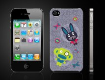 Mash-up Mayhem iPhone Case